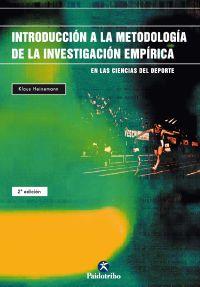 INTRODUCCIÓN A LA METODOLOGÍA DE LA INVESTIGACIÓN EMPÍRICA EN LAS CIENCIAS DEL DEPORTE