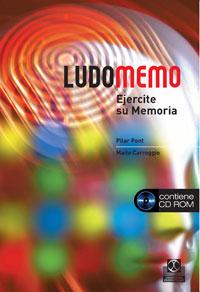 LUDOMEMO. Ejercite su memoria -Libro+CD- (Color)