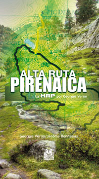 ALTA RUTA PIRENAICA. La HRP por Georges Véron (Cartoné y color)