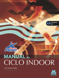 MANUAL DE CICLO INDOOR -Libro+CD- (Color)