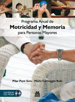 PROGRAMA ANUAL DE MOTRICIDAD Y MEMORIA PARA PERSONAS MAYORES (Color - Libro+DVD)