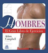 HOMBRES. El gran libro de ejercicios (Color)