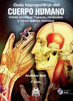 GUÍA TOPOGRÁFICA DEL CUERPO HUMANO + DVD (Bicolor)
