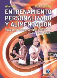 ENTRENAMIENTO PERSONALIZADO Y ALIMENTACIÓN. Método de entrenamiento NAVOBC (Libro + DVD) (Bicolor)