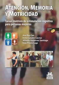 ATENCIÓN, MEMORIA Y MOTRICIDAD  (Libro+DVD)