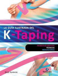 LA GUÍA ILUSTRADA DEL K-TAPING  (Color)