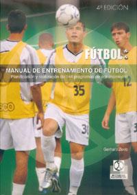 MANUAL DE ENTRENAMIENTO DE FÚTBOL.144 Programas de entrenamiento