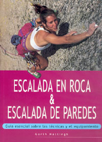 ESCALADA EN ROCA & ESCALADA DE PAREDES (Color)
