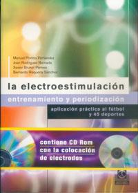 ELECTROESTIMULACIÓN. Entrenamiento y periodización, LA (Color)-Libro+CD-