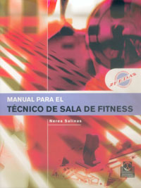 MANUAL PARA EL TÉCNICO DE SALA DE FITNESS (Color)