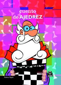 CUENTO DE AJEDREZ (Cartoné y color)