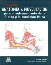 MUJERES. Anatomía&Musculación para el entrenamiento de la fuerza y la condición física (Color)