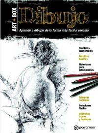 ART BOX -DIBUJO - KIT LIBRO + LAMINAS + MATERIAL