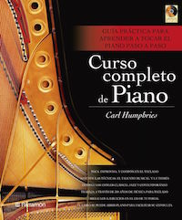 CURSO COMPLETO DE PIANO (1 volumen + CD)