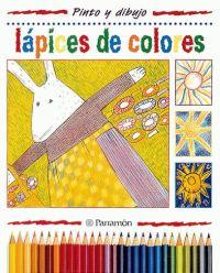 PINTO Y DIBUJO LAPICES DE COLORES