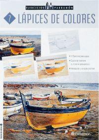 EJERCICIOS PARRAMON LAPICES DE COLORES