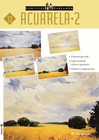 EJERCICIOS PARRAMON ACUARELA 2
