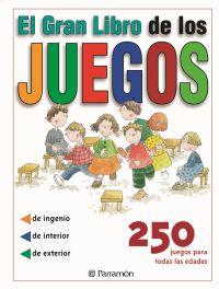 EL GRAN LIBRO DE LOS JUEGOS