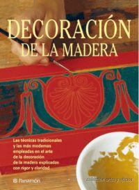 DECORACION DE LA MADERA