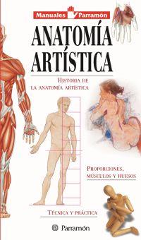 ANATOMIA ARTISTICA, MANUALES PARRAMON TEMAS PICTORICOS