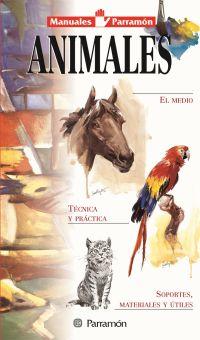 ANIMALES, MANUALES PARRAMON TEMAS PICTORICOS