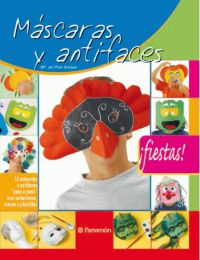 MASCARAS Y ANTIFACES !FIESTAS¡