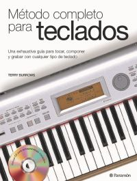 METODO COMPLETO PARA TECLADOS (1 tomo + 1 CD)