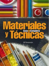 GUIA COMPLETA MATERIALES Y TECNICAS