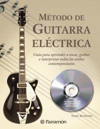 METODO DE GUITARRA ELECTRICA (1 tomo + 1 CD)
