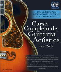 CURSO COMPLETO DE GUITARRA ACUSTICA - (1 Vol. + 2 Cds)