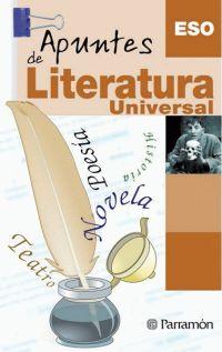 APUNTES DE LITERATURA UNIVERSAL