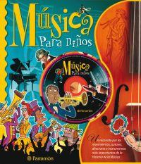 MUSICA PARA NIÑOS + 1 CD