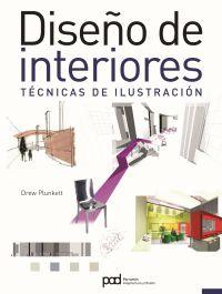 DISEÑO DE INTERIORES, TECNICAS DE ILUSTRACION