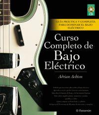 CURSO COMPLETO DE BAJO ELECTRICO (LIBRO + CD)