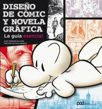 DISEÑO DE COMIC Y NOVELA GRAFICA