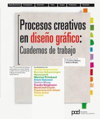 PROCESOS CREATIVOS DE DISEÑO GRAFICO - CUADERNOS DE TRABAJO