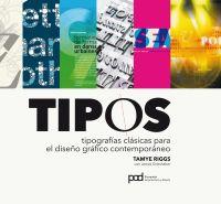 TIPOS TIPOGRAFIAS CLASICAS PARA EL DISEÑO GRAFICO CONTEMPORANEO