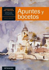 CUADERNO DEL ARTISTA, APUNTES Y BOCETOS