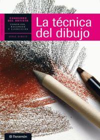 CUADERNO DEL ARTISTA, LA TECNICA DEL DIBUJO