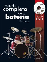 METODO COMPLETO DE BATERIA - ( 1 tomo + 1 DVD)