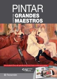 PINTAR COMO  LOS GRANDES MAESTROS