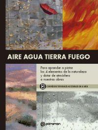 TEMAS PARA PINTAR: AIRE AGUA TIERRA FUEGO